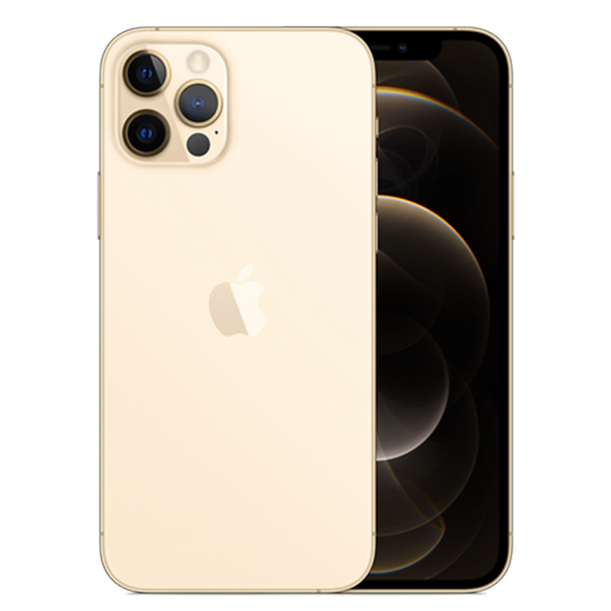 iPhone 12 Pro, Gold, 512GB (Official Stock)