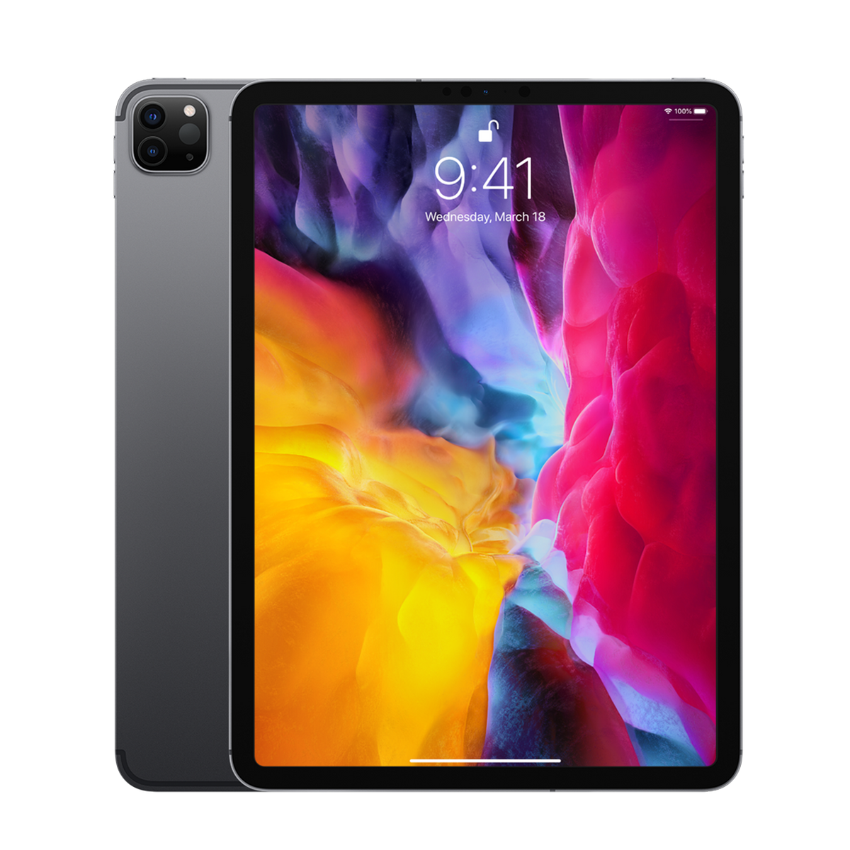 iPad Pro 11-inch (2nd Generation) Space Gray 256GB