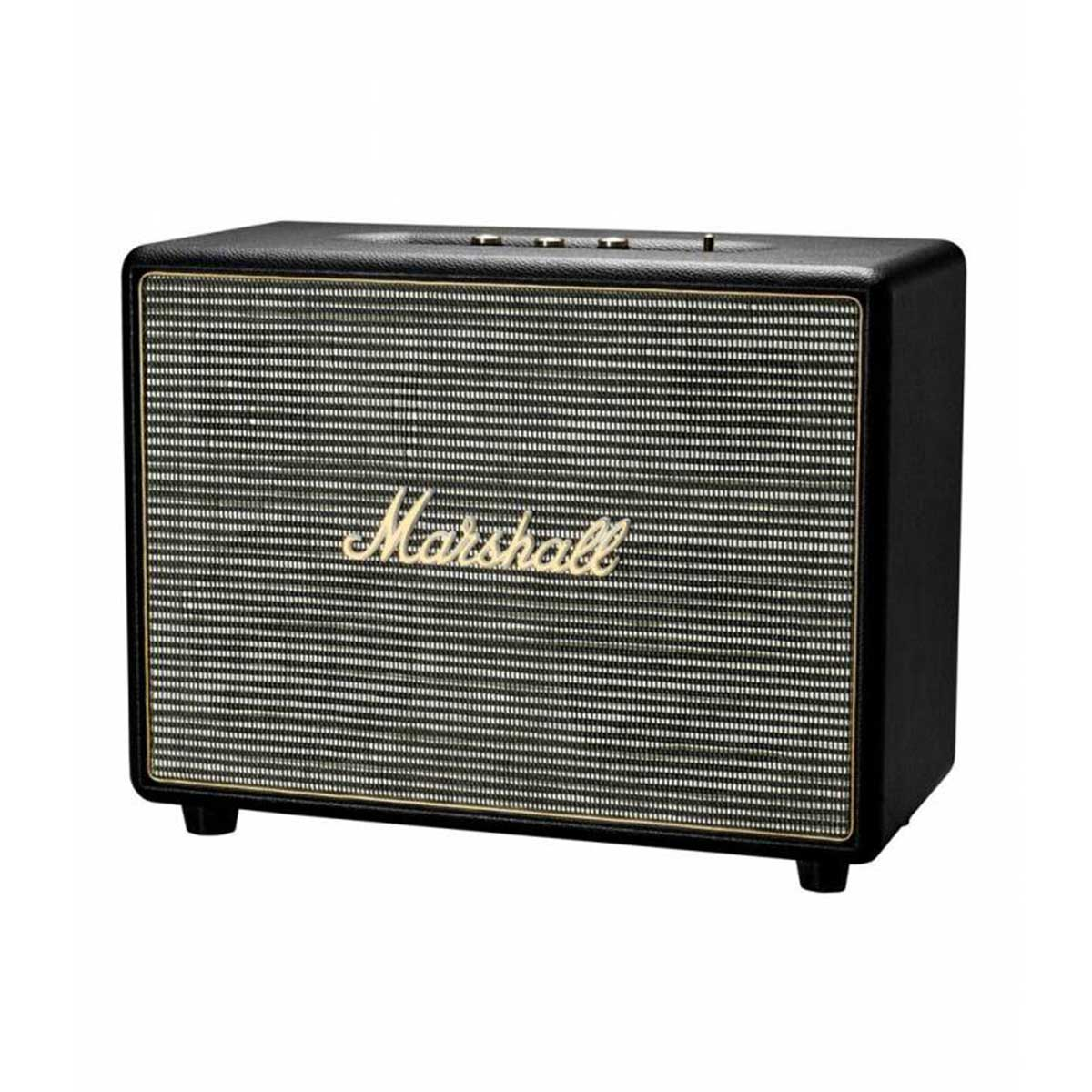 Marshall - Woburn II Black Bluetooth Speaker  - Black
