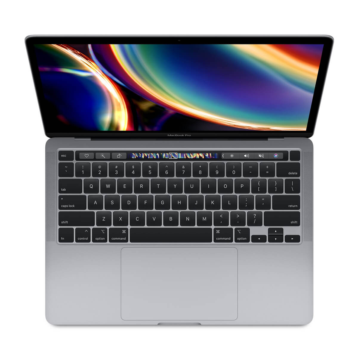 MacBook Pro 13-inch Space Gray 2.0GHz 1TB SSD TouchBar with Backlit Magic Keyboard